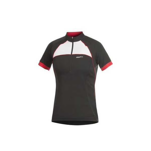 Craft Active Bike Womens Cycling Classic Jersey - Black